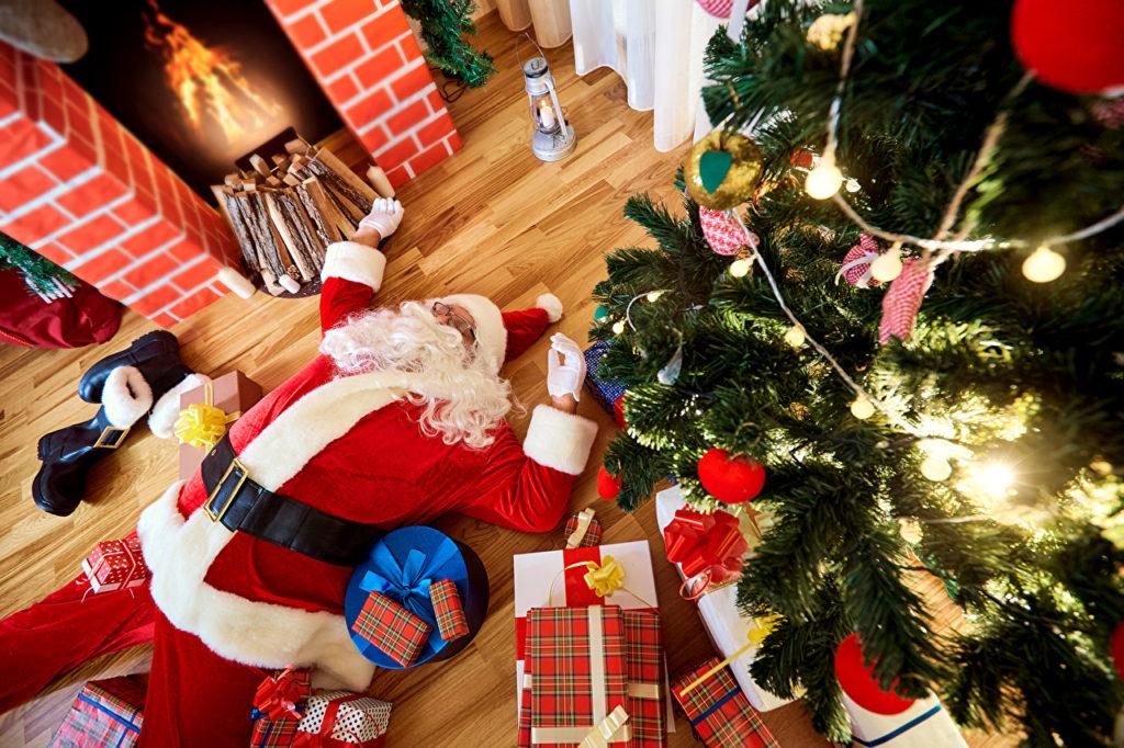 нужно ли поддерживать веру ребенка в Деда Мороза