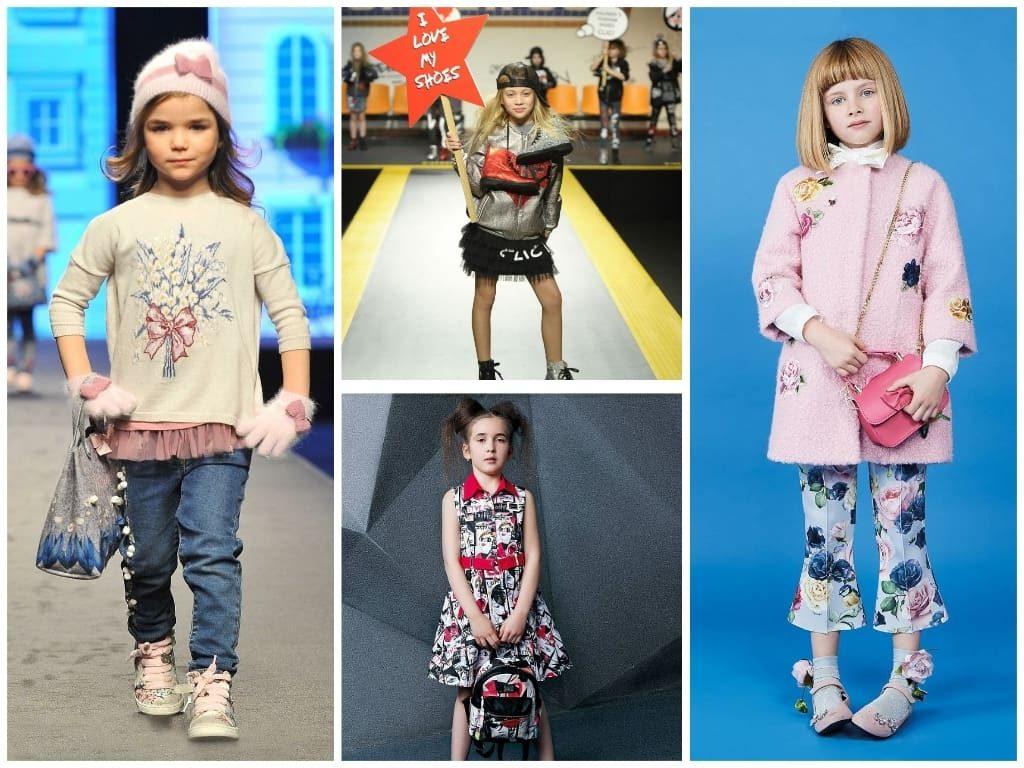 Детская мода 2019: трендовые цвета сезона