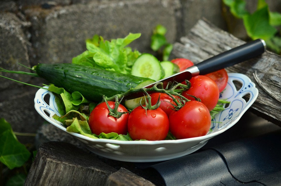 Огуречная диета на день