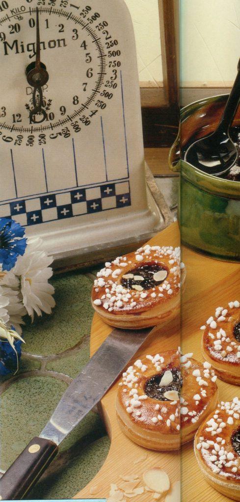 Вкусные пышные Богемские булочки