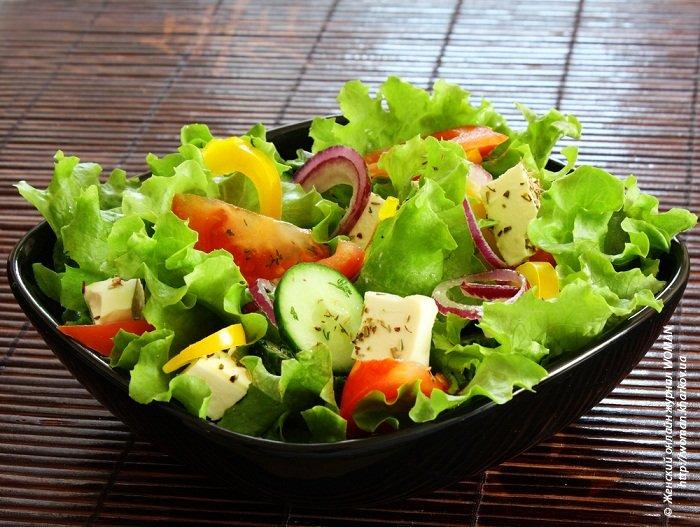 Правильный режим питания для похудения