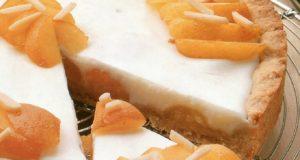 абрикосовый пирог рецепт